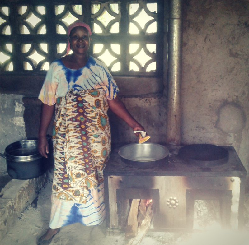 Cooking cauldron for Tiwi Girls School/Kenya